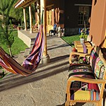 Nunu Hotel in Lamay | Photo taken by Kristin M