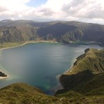Lagoa do Fogo view! | Photo taken by Jon B