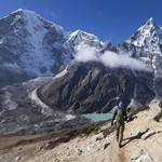 Lobuche-to-Dzongla | Photo taken by Lidia D