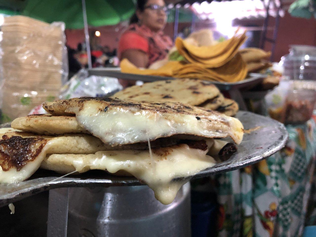 Street food in Antigua | Photo taken by BRAD K