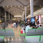Phnom Penh Airport | Photo taken by Bharat P
