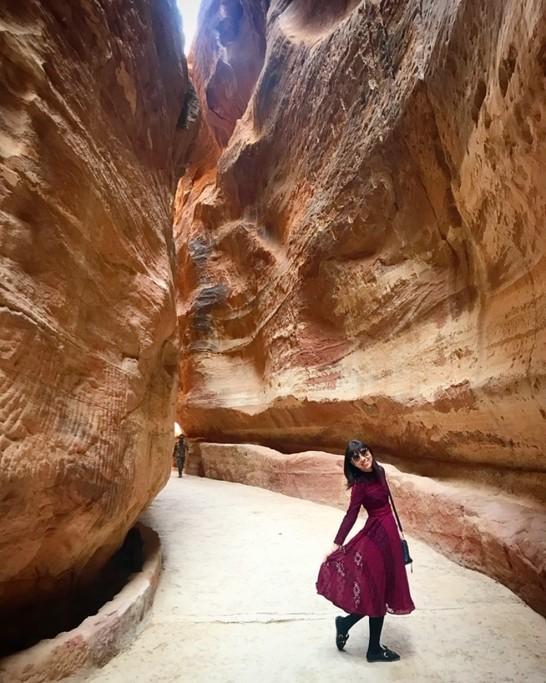 Petra | Photo taken by Thanya Y