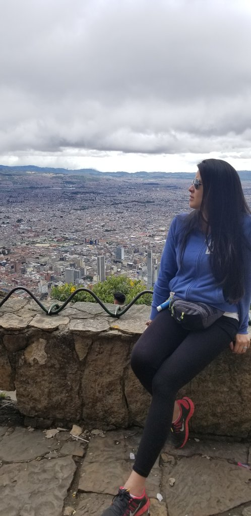 Monserrate, Bogota | Photo taken by Ligia M