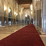 Inside Hassan II | Photo taken by Thomas C