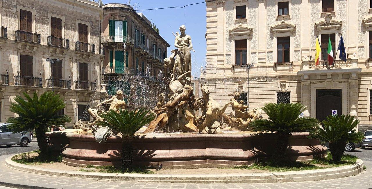 Arethos's Fountain   Photo taken by ingrid B
