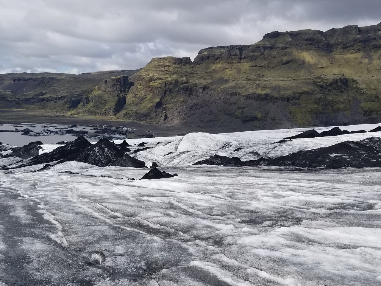 Myrdalsjokull | Photo taken by Celisse B