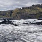 Myrdalsjokull   Photo taken by Celisse B