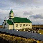 Church near Gardur-Utskalakirkja | Photo taken by Grace Lessing
