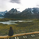 In Torres del Paine National Park  | Photo taken by Julie T