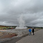 Strokkur Geysir | Photo taken by Otto S