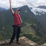 Top of wayupicchu | Photo taken by Rachel R