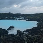 The Blue Lagoon | Photo taken by Marisa K