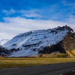 Enroute to Skogafoss from Seljanlansfoss | Photo taken by Grace L