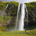 Skogafoss - Tallest Waterfall in Iceland | Photo taken by Dave L