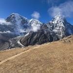 Lobuche-to-Dzongla   Photo taken by Lidia D