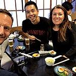 Tempura lunch in Asakusa | Photo taken by Joost S
