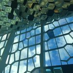 Harpa Concert Hall | Photo taken by Marisa K
