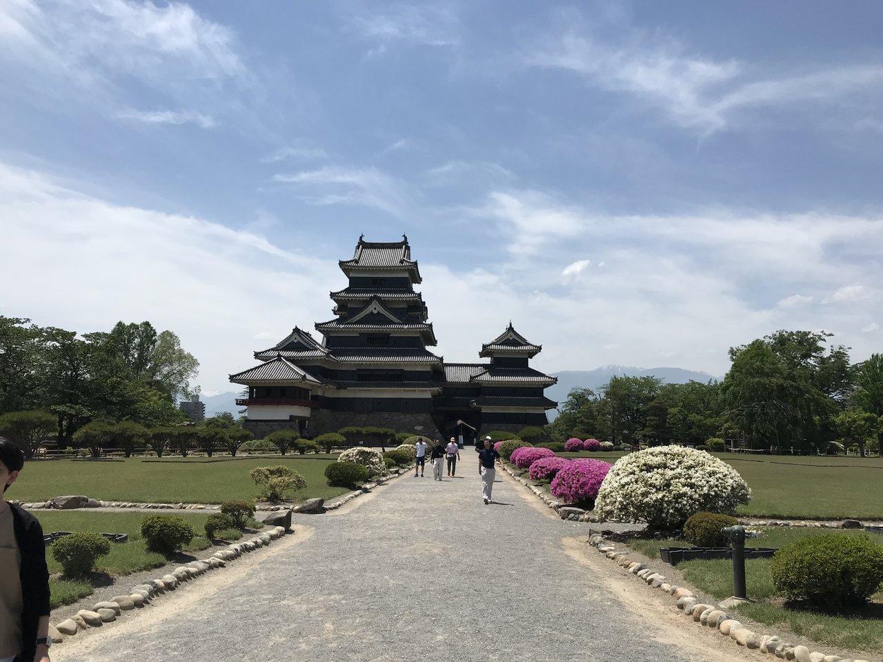 Matsumoto castle    Photo taken by Pui san C