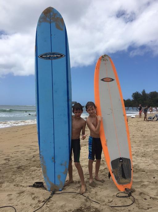 Kauai family trip April 2016 | Photo taken by Tanguy P