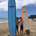 Kauai family trip April 2016 | Photo taken by Tanguy P