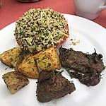 Lunch! | Photo taken by Kristin M