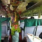 Train trip to Goteik Viaduct | Photo taken by Rodney S
