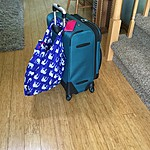 All packed! | Photo taken by Sue L