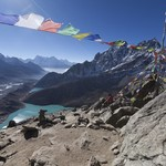 Gokyo Ri-view | Photo taken by Lidia D