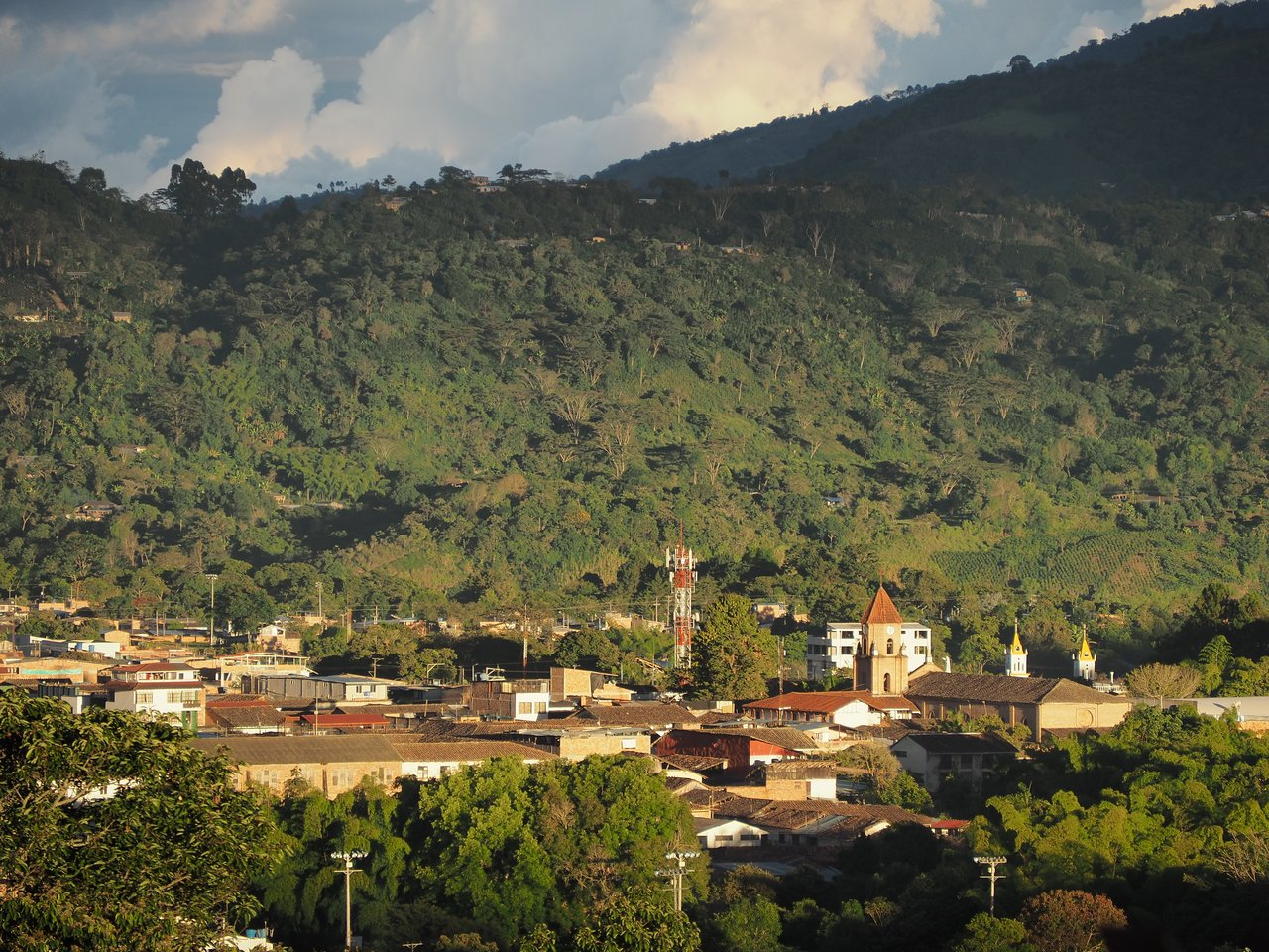 San Agustin | Photo taken by Peter G
