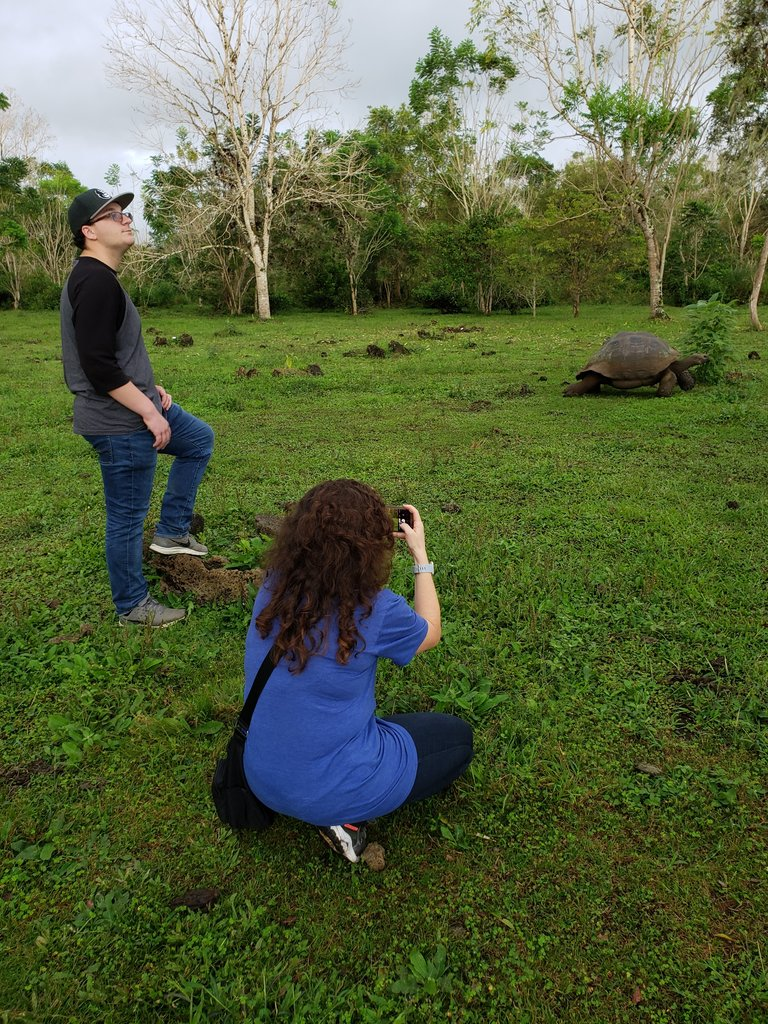 Photo opportunities abounded | Photo taken by Peter S