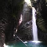 Kozjak waterfall | Photo taken by Bryan P