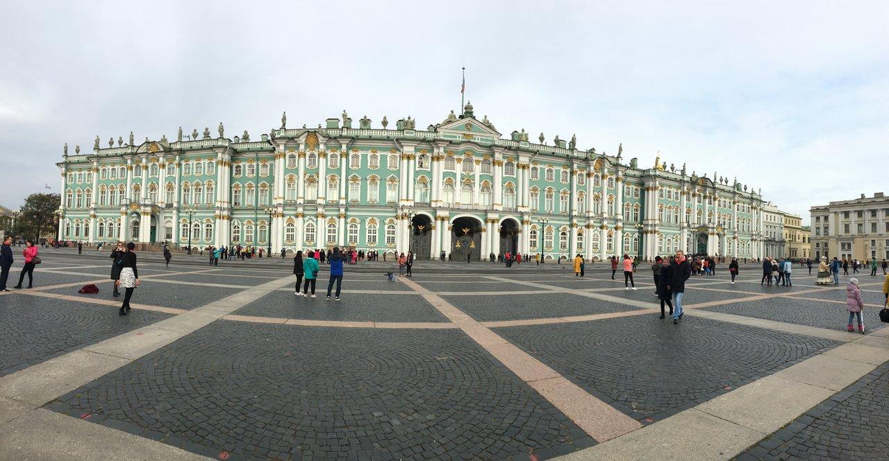Winter Palace, St Pete | Photo taken by Diane P