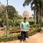 Lodi Garden, Delhi | Photo taken by Ivan T