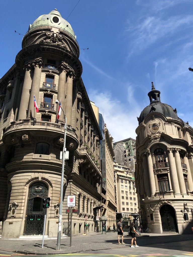 Downtown Santiago | Photo taken by Melody B