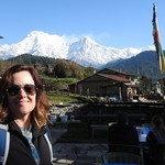 Ghandruk trek | Photo taken by Kim C