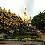 Shwedagon Pagoda | Photo taken by Rodney S