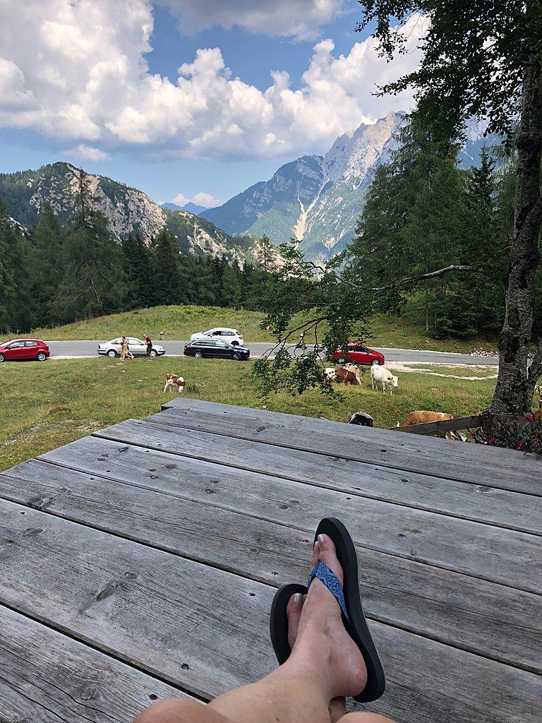 View from Tonkina Koca's | Photo taken by Cindy w