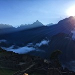 Machu Picchu  | Photo taken by Danica P