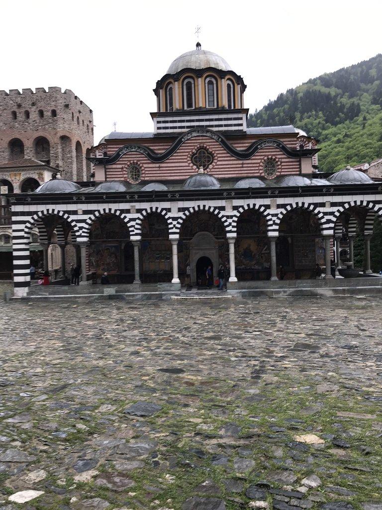 Rila Monastery. | Photo taken by Alison C