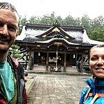 We've arrived at  Kumano Hongu Taisha | Photo taken by Joost S