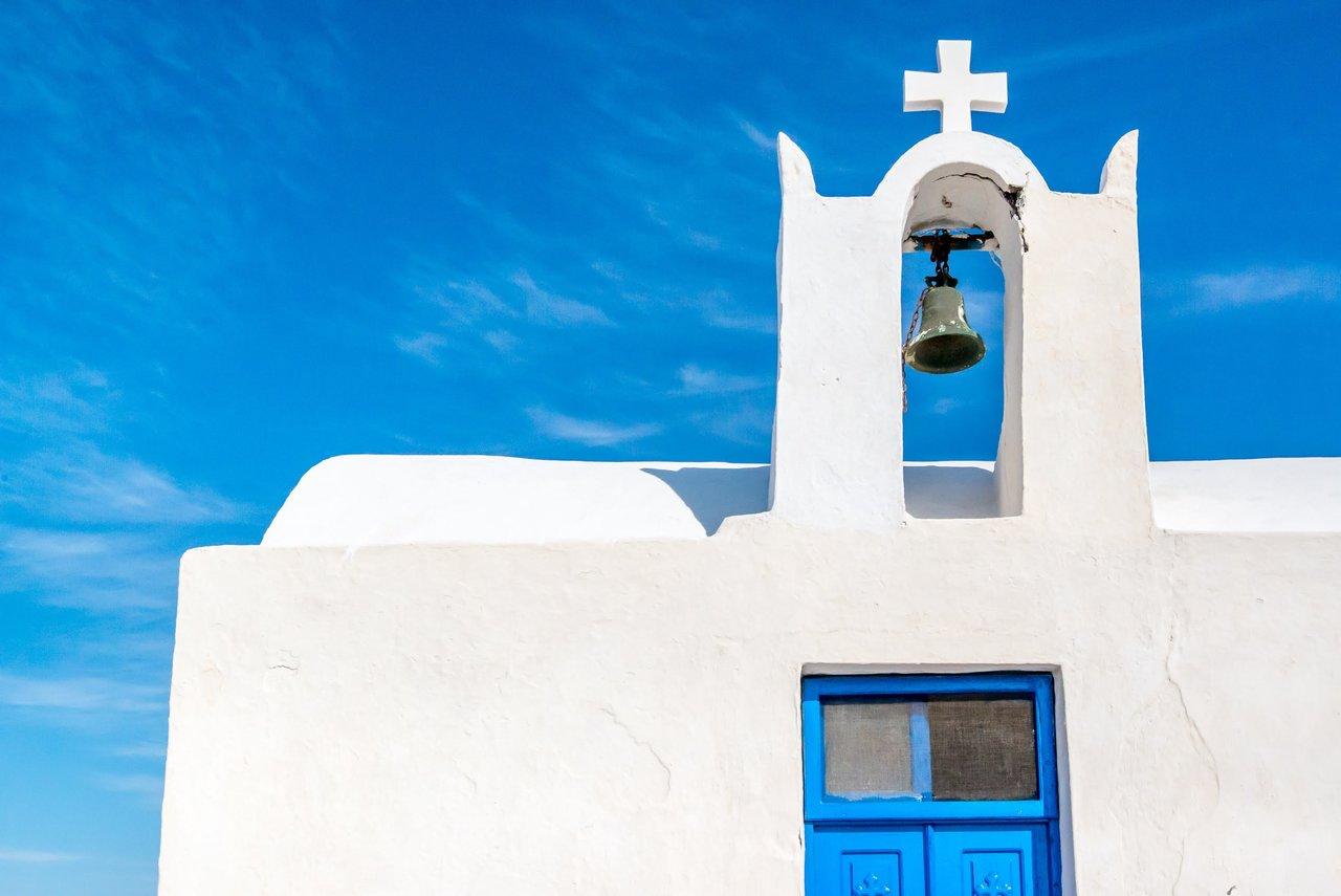 Skaros Rock monastery | Photo taken by David B