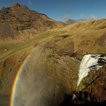 Skogafoss hike | Photo taken by Amol L