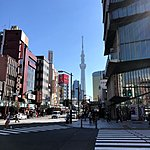 Another beautiful day in Tokyo | Photo taken by Joost S