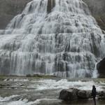 Dynjandi Falls | Photo taken by Lee W
