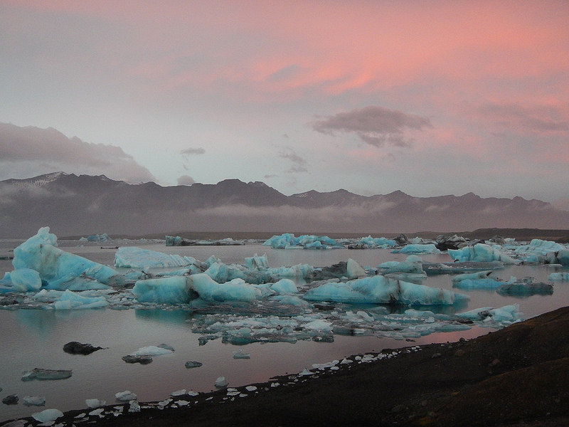 Jokulsarlon  | Photo taken by Savio F