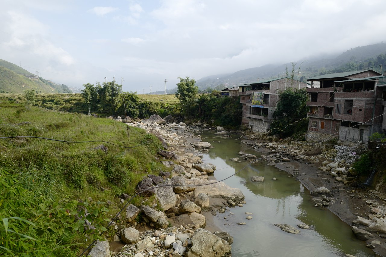 Visiting Ta Van Village!   Photo taken by Su-Lin T