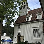 Egersund church | Photo taken by Valerie M