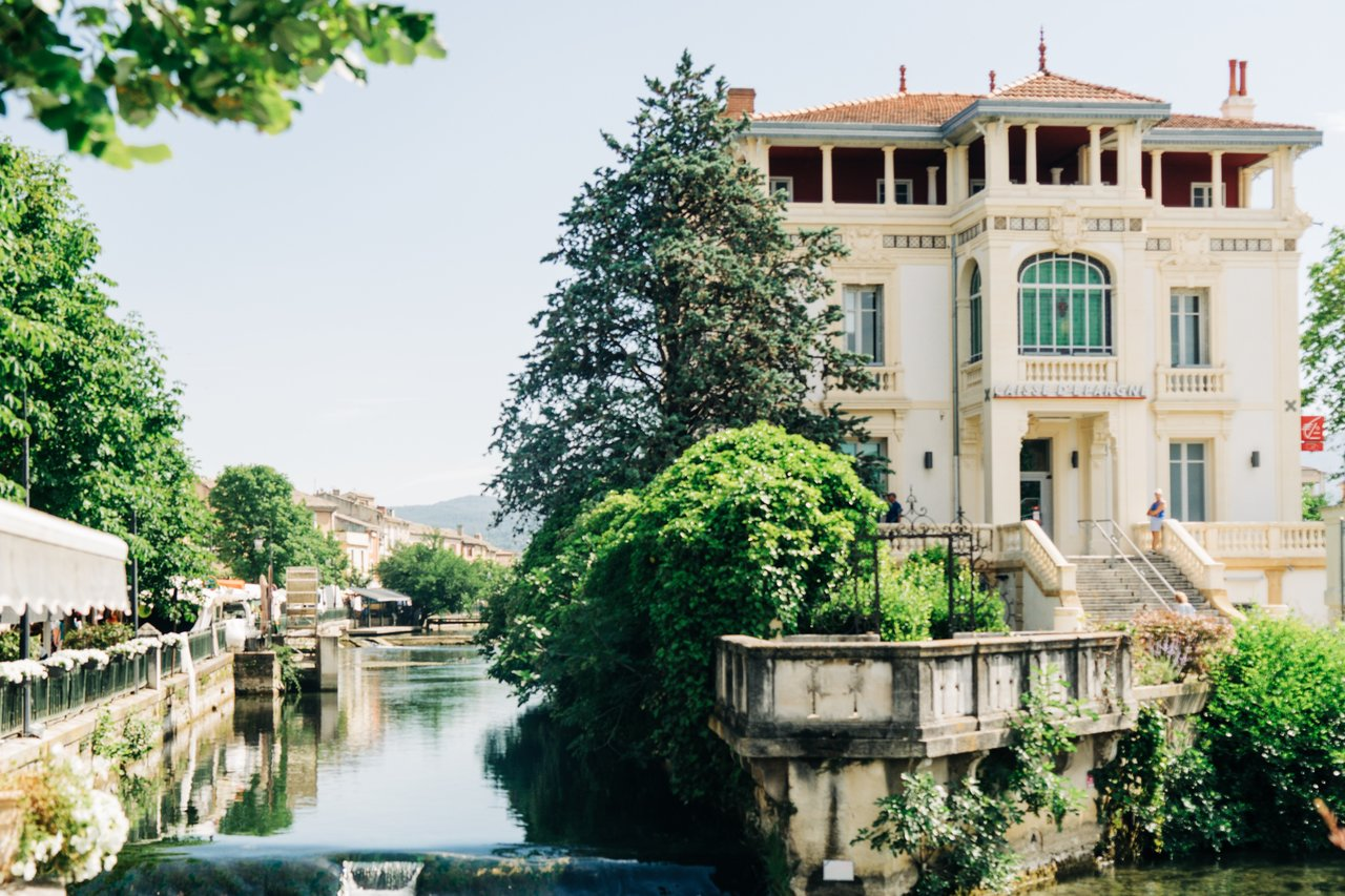 Isle sur la Sorgue | Photo taken by Richard L