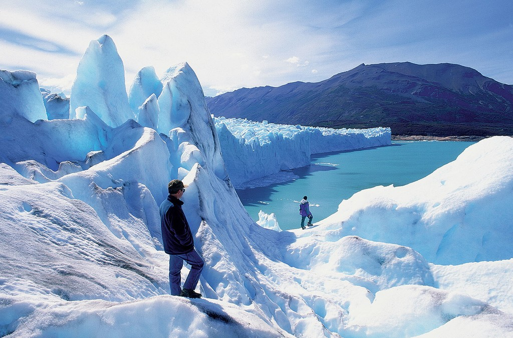 Visit Perito Moreno with a guide