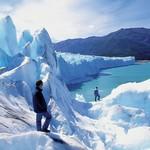 Hiking Perito Moreno, Argentina